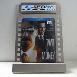 Two For The Money (Blu-ray, Steelcase)