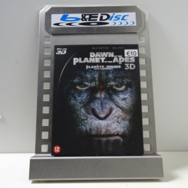Dawn Of The Planet Of The Apes (Blu-ray 3D + Blu-ray)