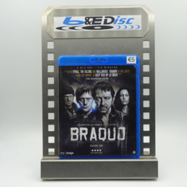 Braquo: Season 1 (Blu-ray 2-Disc)