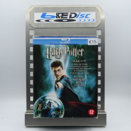 Harry Potter: Jaar 1-5 (Blu-ray 5-Disc)