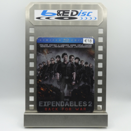 Expendables 2, The: Back For War (Blu-ray, Steelcase)