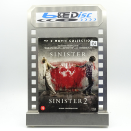 Sinister: 2 Movie Collection (Blu-ray 2-Disc)