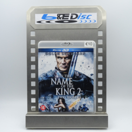 In The Name Of The King 2: Two Worlds (Blu-ray 3D + 2D Versie)