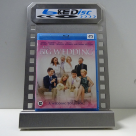 Big Wedding, The (Blu-ray)