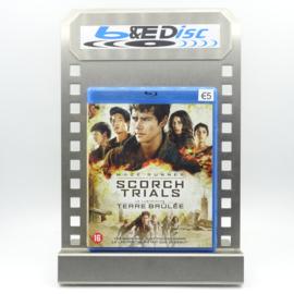 Maze Runner : The Scorch Trials (Blu-ray)