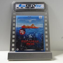 Piranha (Blu-ray 3D + 2D Versie)