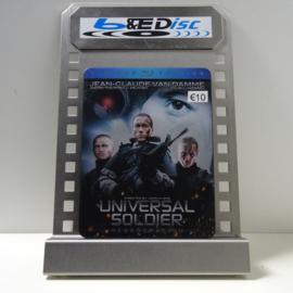 Universal Soldier: Regeneration (Blu-ray, Steelcase)