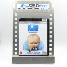 Boss Baby (4K Ultra HD + Blu-ray)