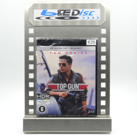 Top Gun (4K Ultra HD + Blu-ray)