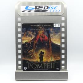 Pompeii (Blu-ray 3D + Blu-ray, Steelcase)