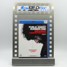 Public Enemy Number One: Part II (Blu-ray)