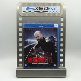 Mechanic 1 & 2, The (Blu-ray 2-Disc)