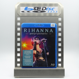Rihanna : Good Girl Gone Bad Live (Blu-ray)