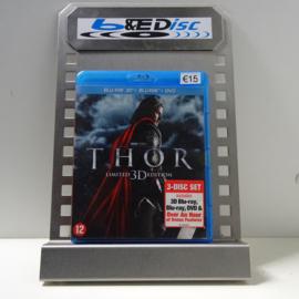 Thor (Blu-ray 3D + Blu-ray + DVD)