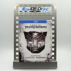 Transformers (3-movie Set Blu-ray)