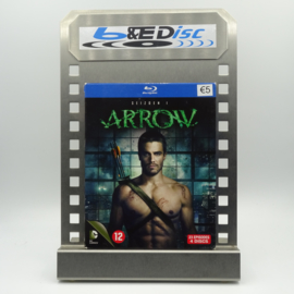 Arrow: Seizoen 1 (Blu-ray 4-Disc)
