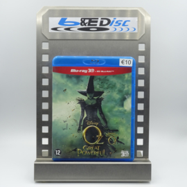 Oz: The Great And Powerful (Blu-ray 3D + 2D Blu-ray)