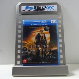 Jupiter Ascending (Blu-ray 3D + Blu-ray)