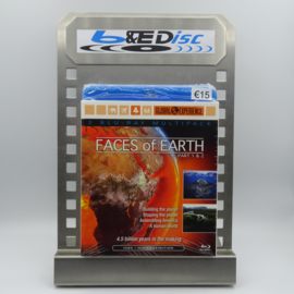 Faces Of Earth: Part 1 & 2 (Blu-ray 2-Disc)