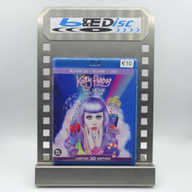 Katy Perry - The Movie: Part Of Me (Blu-ray 3D + Blu-ray + DVD)