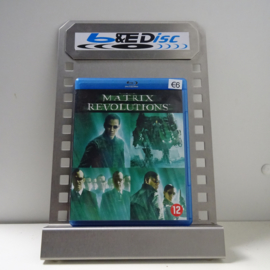Matrix Revolutions, The (Blu-ray)