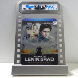 Attack On Leningrad (Blu-ray, Steelcase)