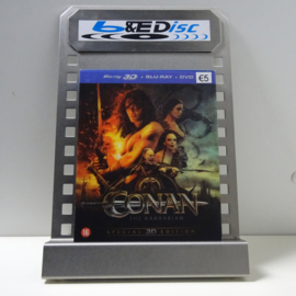 Conan The Barbarian (Blu-ray 3D + Blu-ray + DVD)