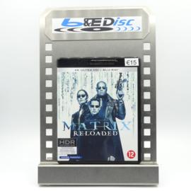 Matrix, The : Reloaded (4K Ultra HD + Blu-ray)