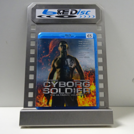 Cyborg Soldier (Blu-ray)