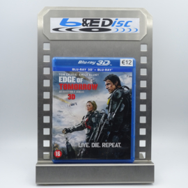 Edge Of Tomorrow (Blu-ray 3D + Blu-ray)