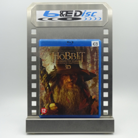 Hobbit, the : An Unexpected Journey (Blu-ray 3D + Blu-ray)