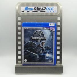 Jurassic World (Blu-ray 3D + Blu-ray + DVD + Digital HD)