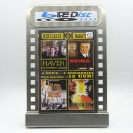 Miniserie Marathon (4 DVD box)