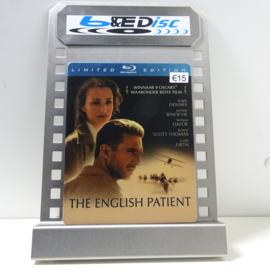 English Patient, The (Blu-ray, Steelcase)
