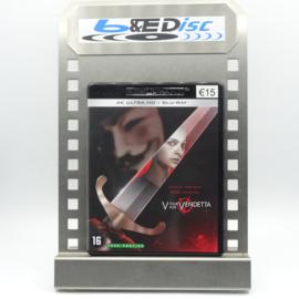 V For Vendetta (4K Ultra HD + Blu-ray)