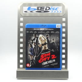 Sin City 2 : A Dame to Kill For (Blu-ray 3D + 2D Version)
