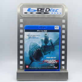 Shark Night (Blu-ray 3D + 2D versie)