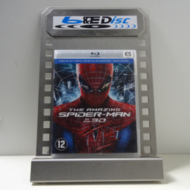 Amazing Spider-man, The (Blu-ray 3D + Blu-ray)
