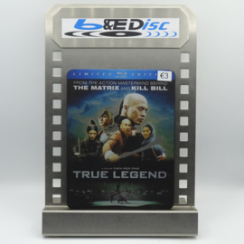 True Legend (Blu-ray, Steelcase)
