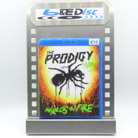Prodigy, The: World's On Fire - Live (Blu-ray + CD)
