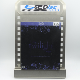 Twilight Saga, The: The Complete Collection (Blu-ray 5-Disc)