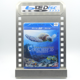 Coral Reef 3D (Blu-ray 3D + Blu-ray)
