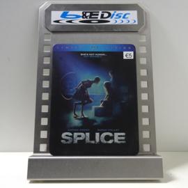 Splice (Blu-ray, Steelcase)