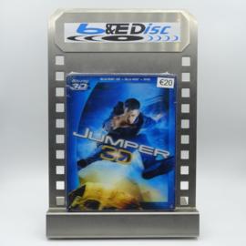 Jumper (Blu-ray 3D + Blu-ray + DVD)