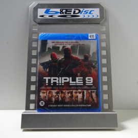 Tripple 9 (Blu-ray)