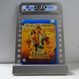 Ron Goossens: Low-Budget Stuntman (Blu-ray)