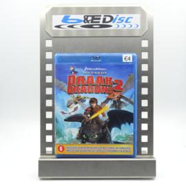 Hoe Tem Je Een Draak 2 - Dragons (Blu-ray)