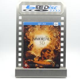 Immortals (3D Blu-ray + Blu-ray)