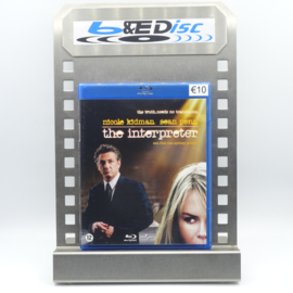 Interpreter, The (Blu-ray)