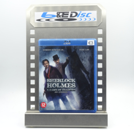 Sherlock Holmes : A Game of Shadows (Blu-ray)